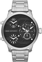 Marc Anthony Men's Stainless Steel Watch
