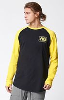 Analog Agonize Long Sleeve Raglan T-Shirt