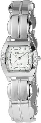 Excellanc Women's Quartz Watch with Different Materials 150122500008