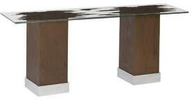 "Phillips Collection Floating Slice 73"" Console Table"