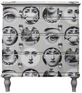 Bryonie Porter Fornasetti Faces Chest Of Drawers