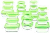 Glasslock Glasslock 20 Container Food Storage Set