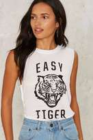 Factory Social Decay Easy Tiger Muscle Tee Tank
