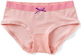 Copper Key Gingham Seamless Panties