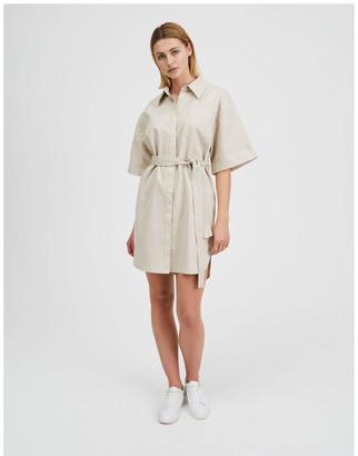 Piper Wide Sleeve Shirt Dress