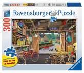 Ravensburger Grandpa's Garage 300pc Puzzle