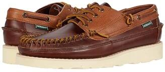 Sebago Seneca (Brown Cinnamon) Men's Shoes