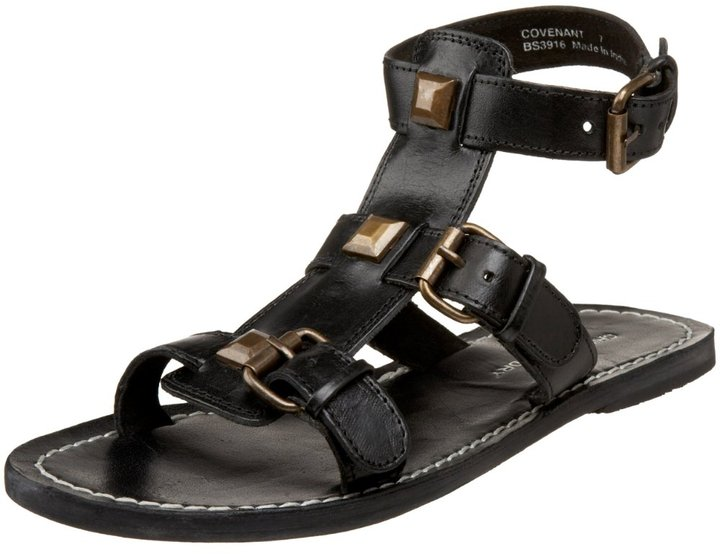 Chinese Laundry Women's Covenant Leather Gladiator Sandal