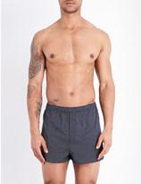 Derek Rose Plaza cotton boxer shorts
