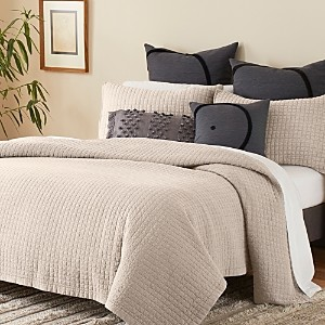 ED Ellen Degeneres Sleep Soft Natural Quilt Set, Full/Queen