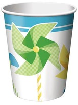 Creative Converting Turning One Boy Cups, 8 pk