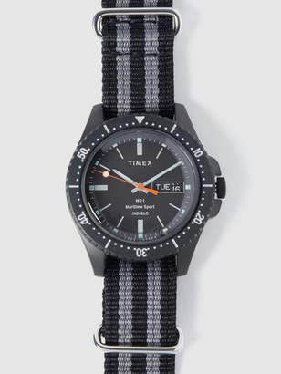 Timex Maritime 41mm 3-H Watch
