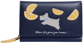 Radley 17399 Lemons Flap Over Wallet