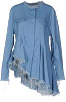 Marques Almeida Denim shirts