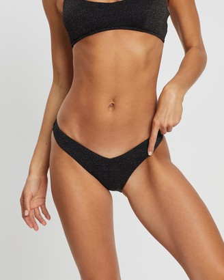 Seafolly Stardust V High Cut Rio Briefs