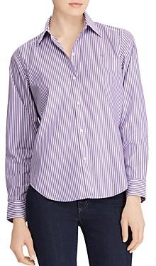 Ralph Lauren Ralph Pinstriped No-Iron Shirt
