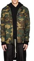 Alpha Industries Men's F-2 Camouflage Cotton French Field Jacket