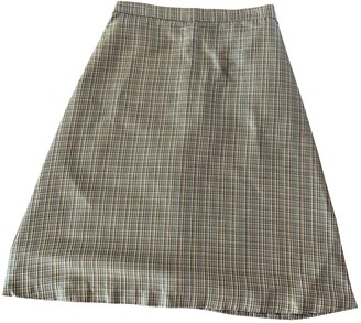 Reem Acra Multicolour Silk Skirts