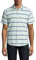 Sol Angeles Striped Cotton Shirt