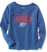 Old Navy NBA® Team Fleece-Lined Sweatshirt for Women