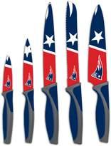 Kohl's New EnglandPatriots 5-Piece Cutlery Knife Set