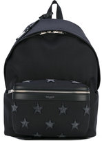 Saint Laurent 'Classic City California' backpack - men - Leather/Polyamide - One Size