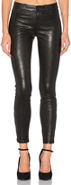 L'Agence Aurelie Leather Legging