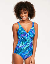 Miraclesuit Flamenco Oceanus Soft Cup Firm Control Swimsuit