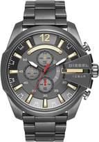 Diesel Men's 51mm Steel Bracelet & Case Quartz Analog Watch Dz4421