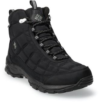 Columbia Firecamp Men's Waterproof Winter Boots