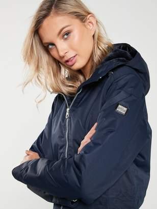 Regatta Romina Long Line Jacket - Navy