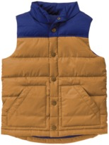 Crazy 8 Colorblock Puffer Vest