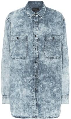 Etoile Isabel Marant Lynton denim shirt