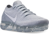 Nike Women's Air VaporMax Flyknit Running Sneakers from Finish Line