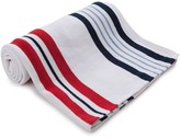 Lexington Seaside Striped Knitted Multi Throw - 130x170cm