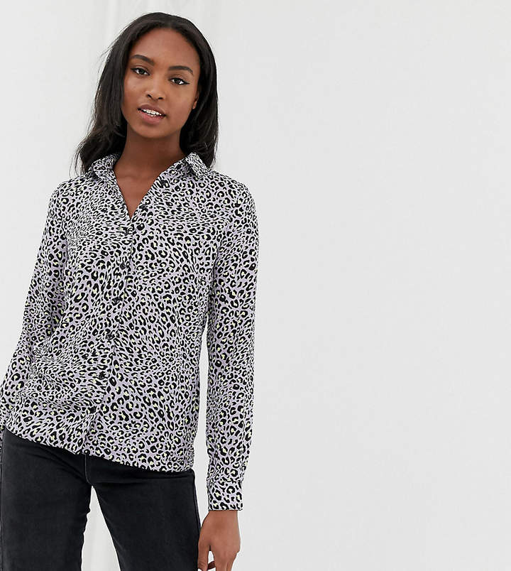 8a99832ce5692a New Look Animal Print Top - ShopStyle UK