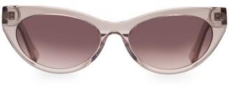 Cat Eye Bunny Hop 53MM Sunglasses
