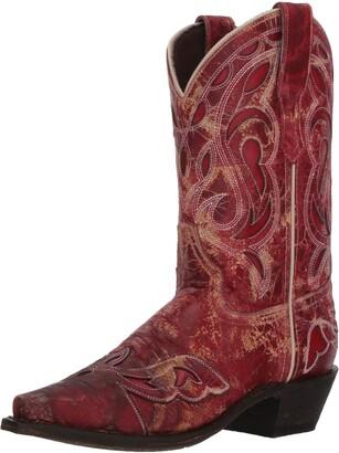 Laredo Women No More Drama 3125 Boot Red