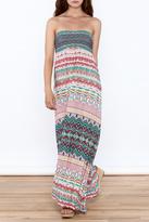 Glam Maxi Tube Dress