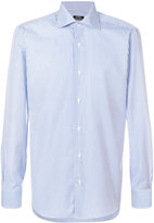 Barba striped classic shirt - men - Cotton - 38
