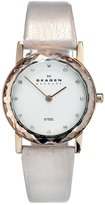 Skagen Women's 139SRLT Japan Quartz Movement Analog Watch