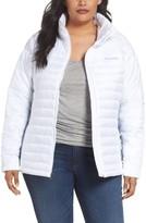Columbia Plus Size Women's Powder Pillow Hybrid Jacket