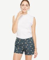 Ann Taylor Paradise City Shorts