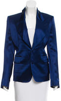 Tom Ford Satin Two-Button Evening Jacket