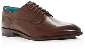Ted Baker Men's Parals Leather Plain-Toe Oxfords