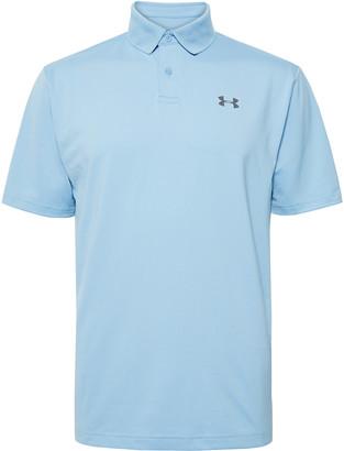 Under Armour Performance 2.0 Pique Golf Polo Shirt