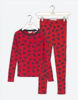 Fat Face Bear Snug Pyjama Set