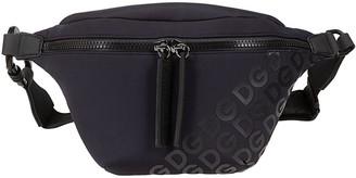 Dolce & Gabbana Two-way Front Zip Belt Bag