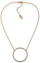 Lauren Ralph Lauren Rose Chic Ring Pendant Necklace