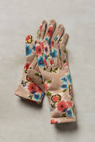 Anthropologie Maravilla Bloom Gloves